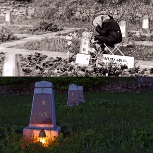 Sławomir Olzacki: Rosjanie przyjeżdżają na wojenne cmentarze