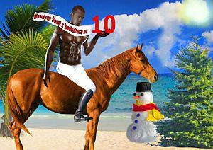Numer 10 – szjedzy na konju!!!