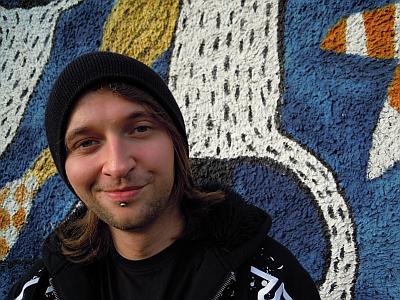Wywiady Netkultury: Filip Sałapa – Już mieli dzwonić po ochronę…