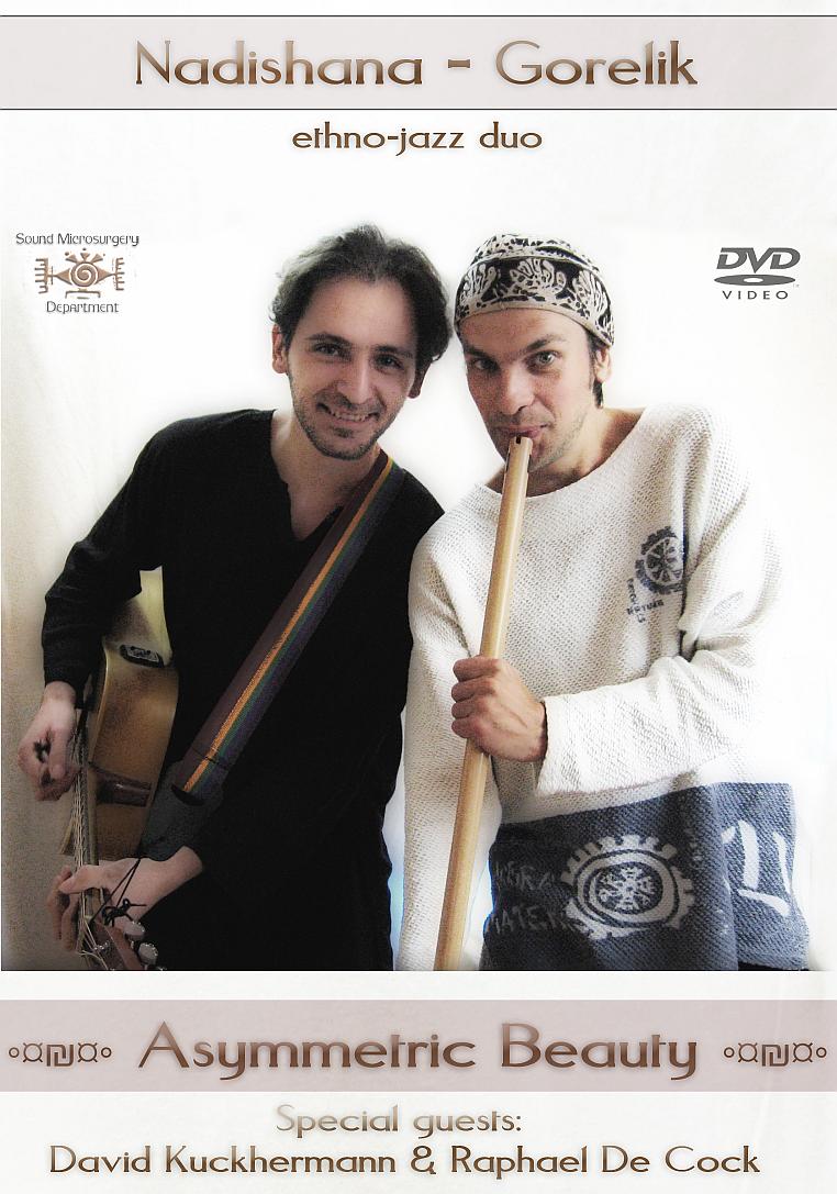 GRAżyna Studzińska-Cavour: Niesymetryczne piękno muzyki wielu kultur