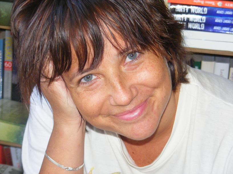 Wywiad Netkultury: Agnieszka Lingas-Łoniewska – Odbiorę ci życie, bo ja jestem twoim Bogiem…