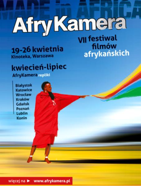 Netkultura poleca: AfryKamera  VII Festiwal Filmów Afrykańskich!