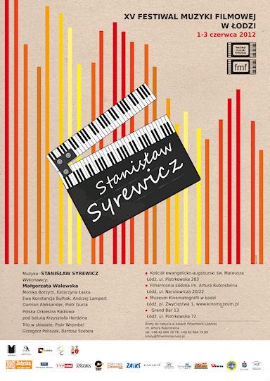 Netkultura poleca: XV Festiwal Muzyki Filmowej w Łodzi