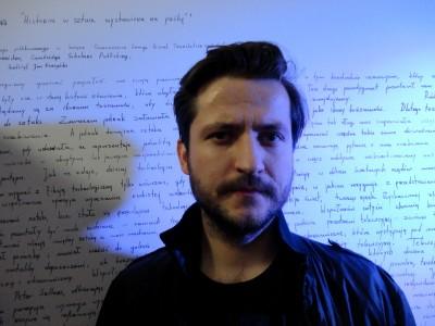 Mariusz Tarkwaian w obiektywie Jana Gryki