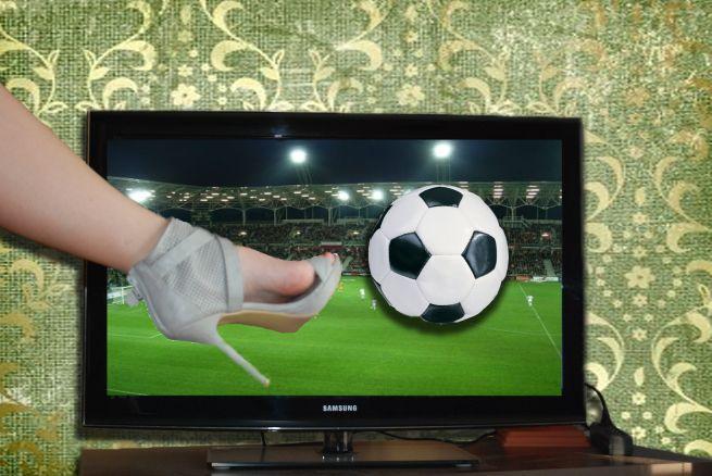 Jolanta Sztejka: Polki kibicują- Euro 2012 babskim okiem