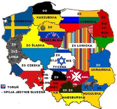 Mapa opcjonalna – polemika