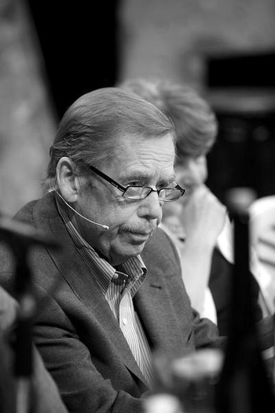Vaclav Havel nie żyje.