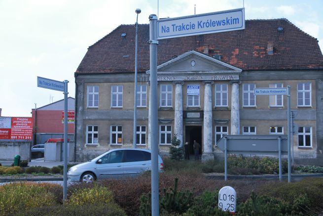 Rafał Klan: Miasto podskórne albo rondo bez nazwy  – cz.1